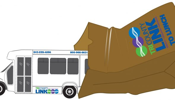 TriCounty Link bus graphic